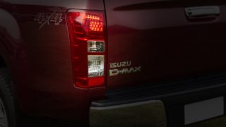 2018 ISUZU D-MAX V-Cross -LED Tail Lamps