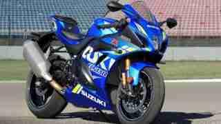 2018 MotoGP replica Suzuki GSX-R1000