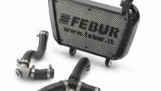 KTM RC390 R race radiator SSP300