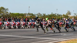 AVT Gold Cup Million Motorcycle Endurance Race