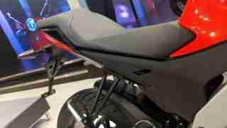Aprilia RS 150 and Tuono 150 seat