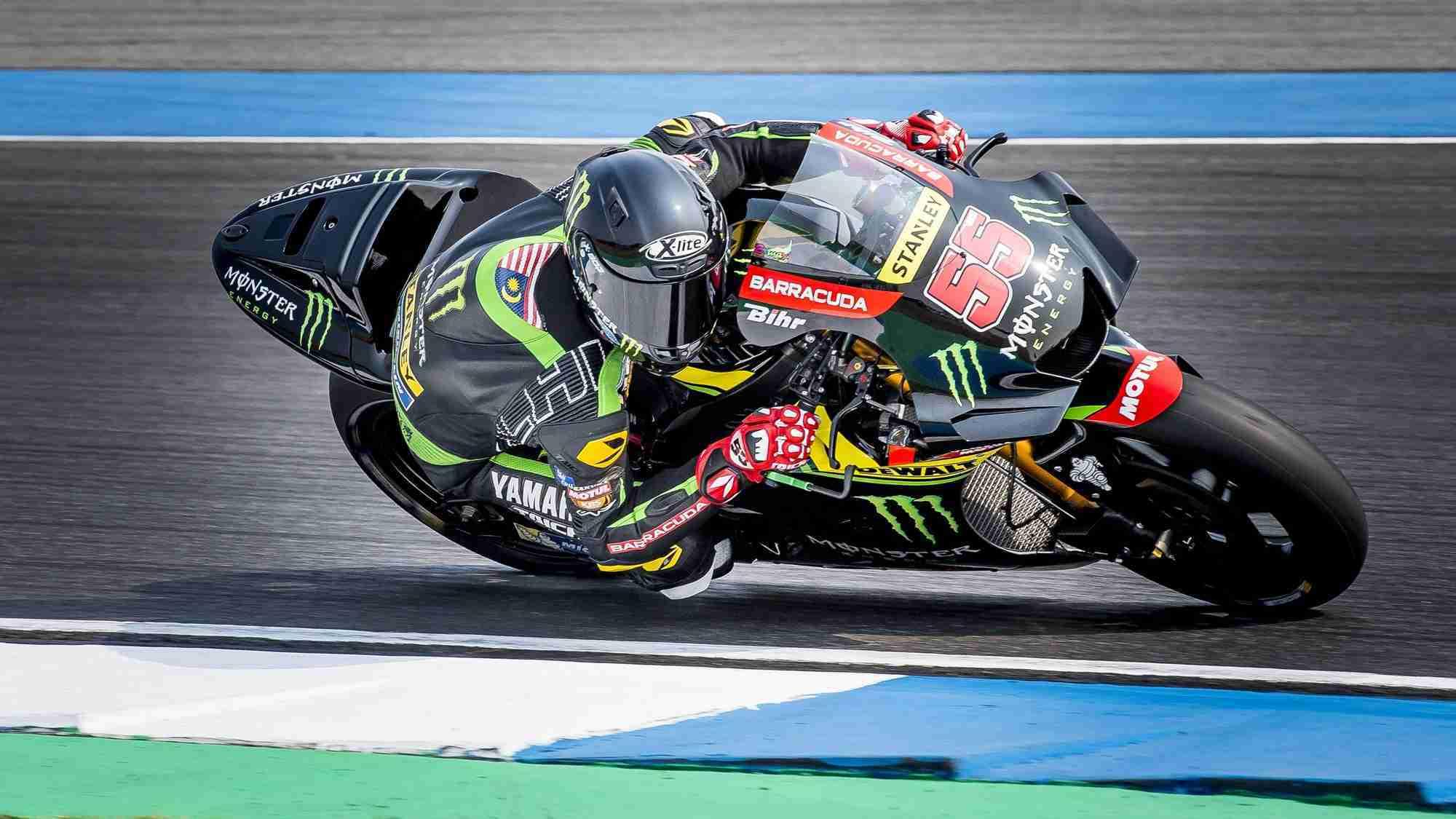 Hafizh Syahrin to ride for Tech3 Yamaha MotoGP team in 2018