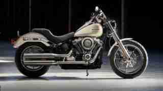 Harley Davidson Softail Low Rider