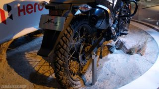 Hero XPulse 200 back tyre disc