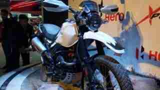 Hero XPulse 200 headlight