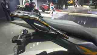 Honda XBlade Adventure Edition rack