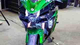 Kawasaki Ninja H2 SX SE launched