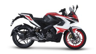 Pulsar RS 200 new Racing Red colour option