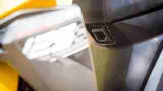 TVS NTORQ 125 underseat luggage hook