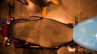 Thunderbird 500X top view