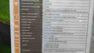 UM Renegade Thor specifications