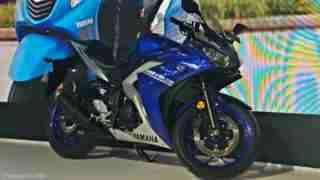 Yamaha YZF-R3 ABS Blue