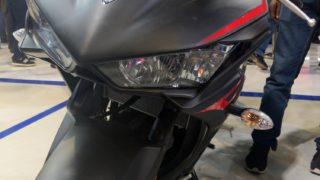 Yamaha YZF-R3 ABS Metzeler India