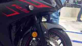 Yamaha YZF-R3 ABS Metzeler tyres