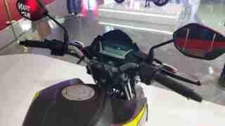 2018 Honda CB Hornet 160R speedometer