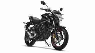 2018 Suzuki Gixxer Black colour option