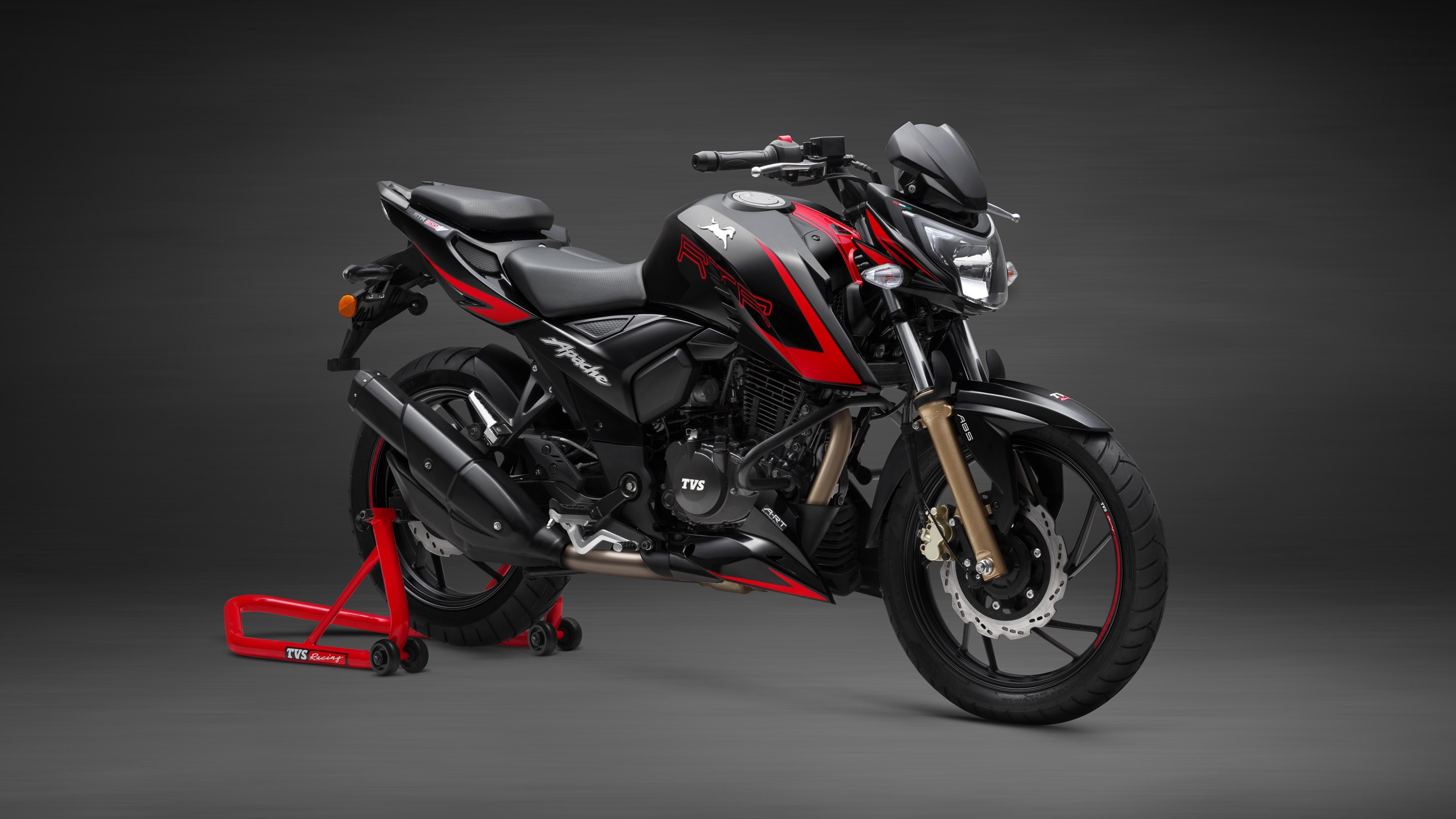 Apache RTR 200 4V Race Edition 2.0 Launched With Slipper