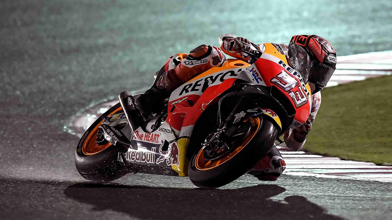 Marc Marquez Repsol Honda Qatar