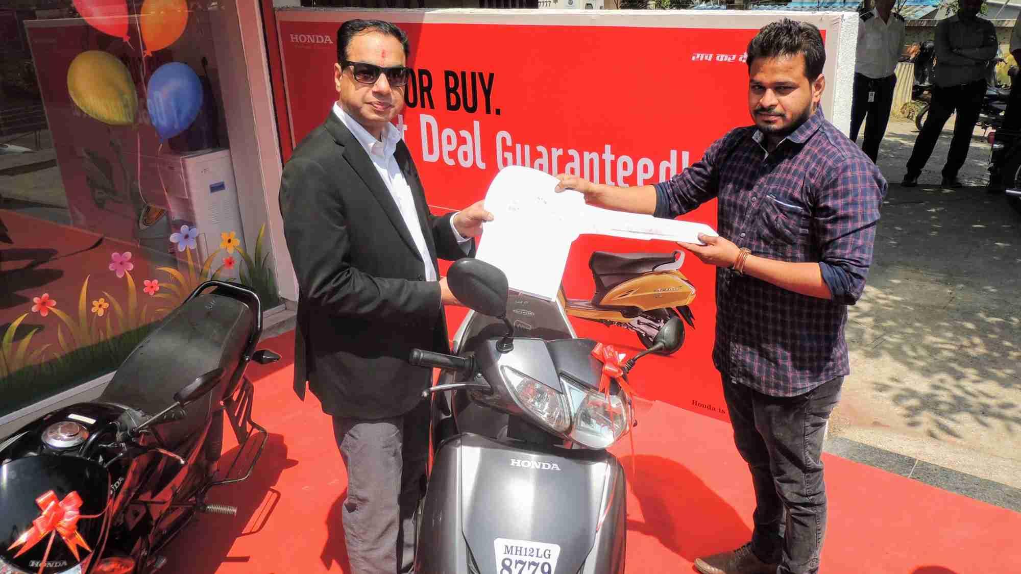 Mr Yadvinder Singh Guleria Honda now has 200 Best Deal outlets