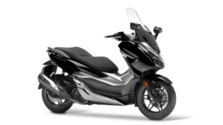 New Honda Forza 300 black