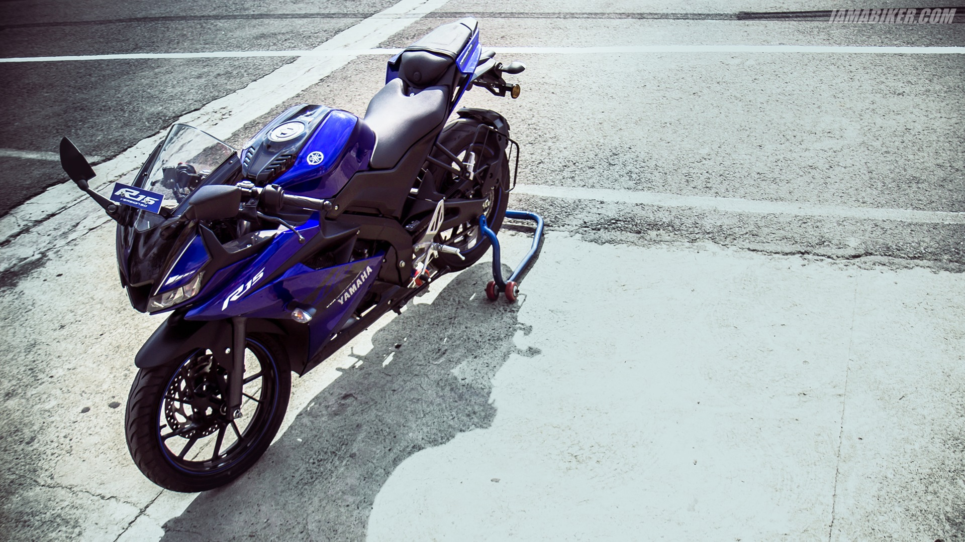 Yamaha R15 V3 Hd Wallpapers Iamabiker Everything Motorcycle
