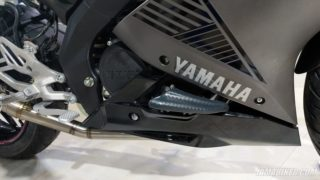 Yamaha R15 V3 frame slider