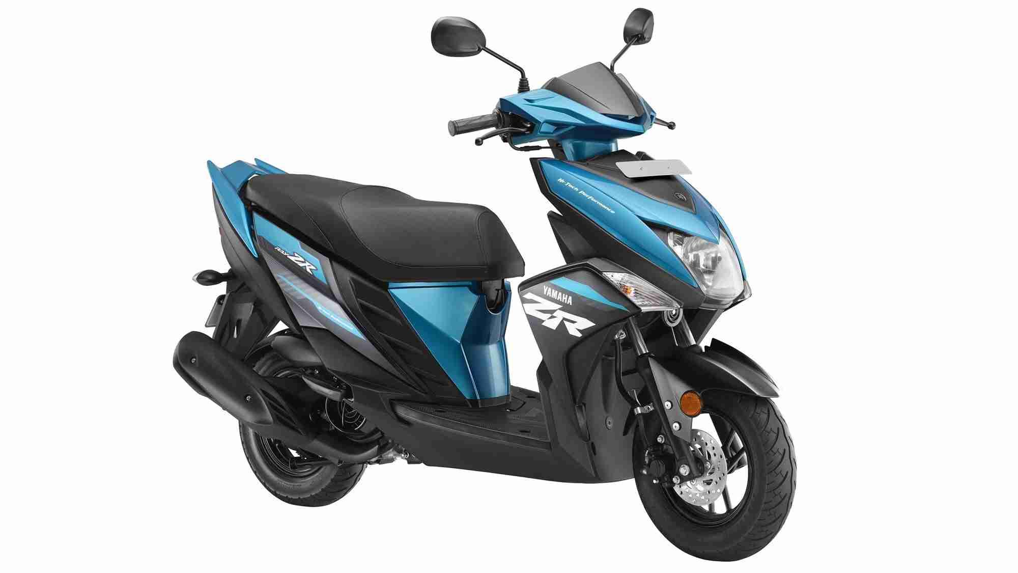 Maverick Blue Yamaha Ray Zr