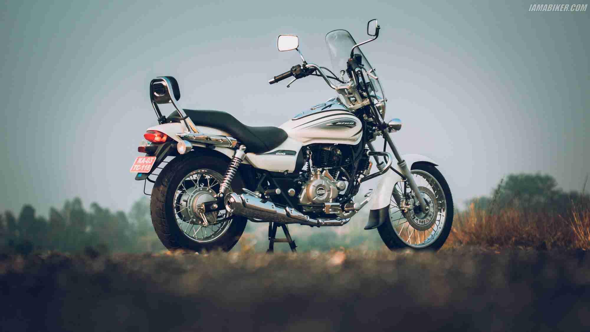 Bajaj Avenger Cruise 220 Hd Wallpapers Iamabiker Everything Motorcycle