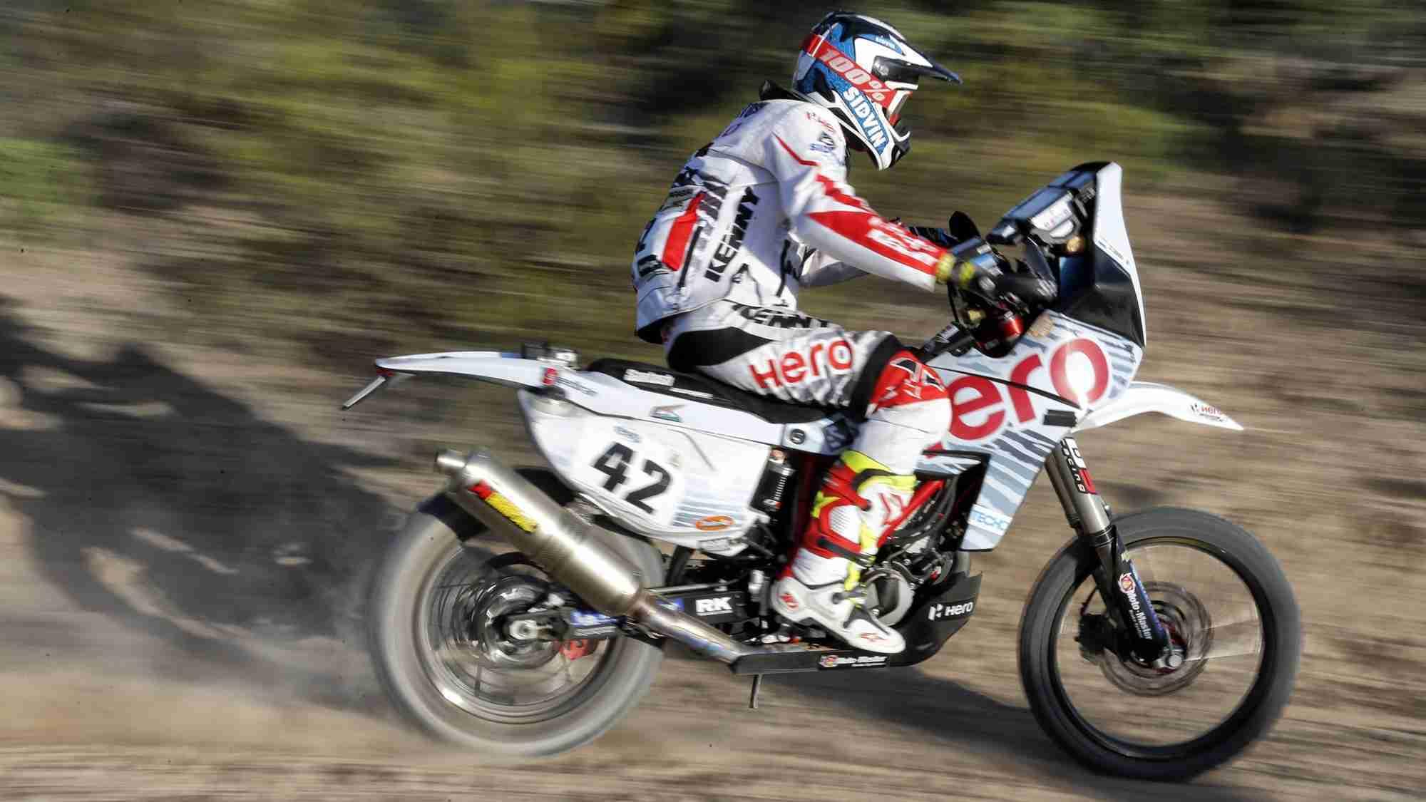 Hero MotoSports begins 2019 Dakar campaign