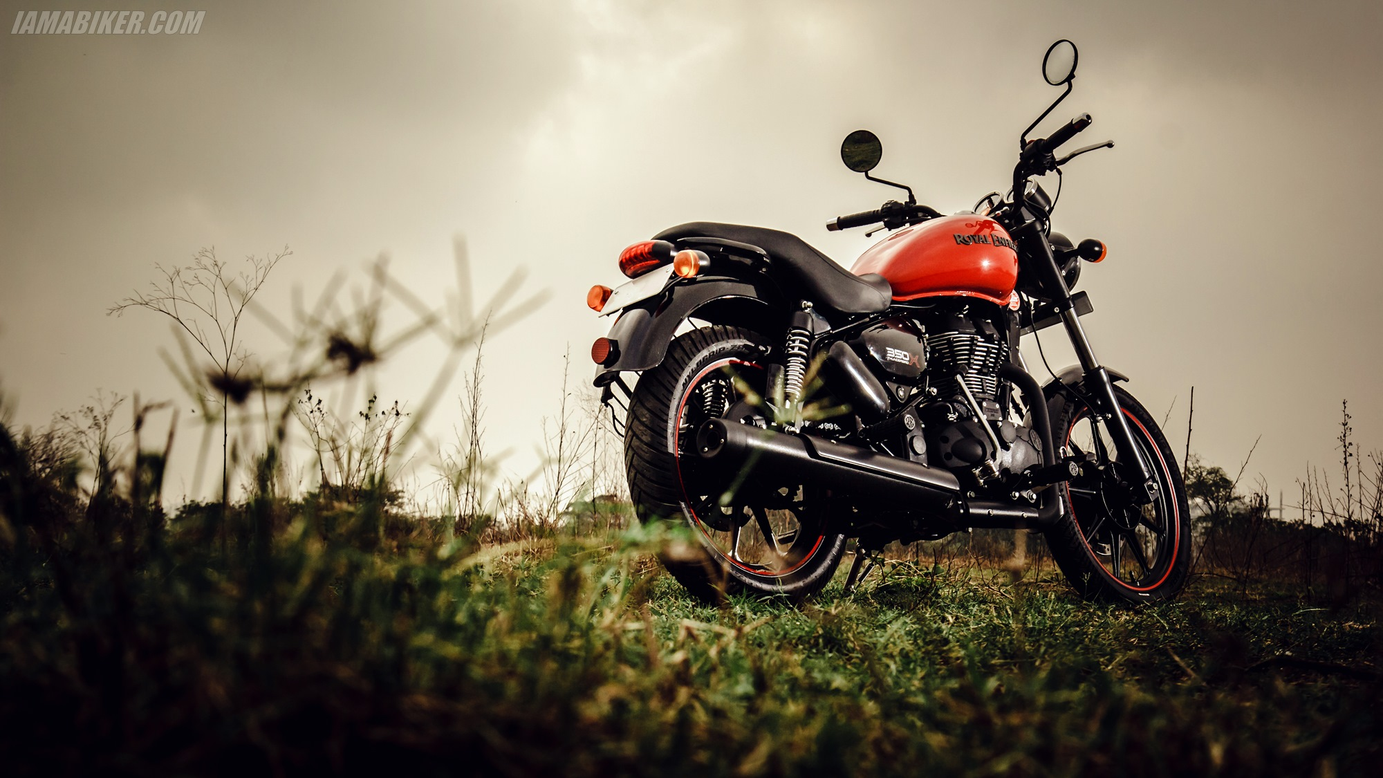 royal enfield thunderbird 350x hd wallpapers iamabiker. Black Bedroom Furniture Sets. Home Design Ideas