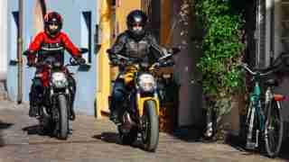 2018 Ducati Monster 821 colour options