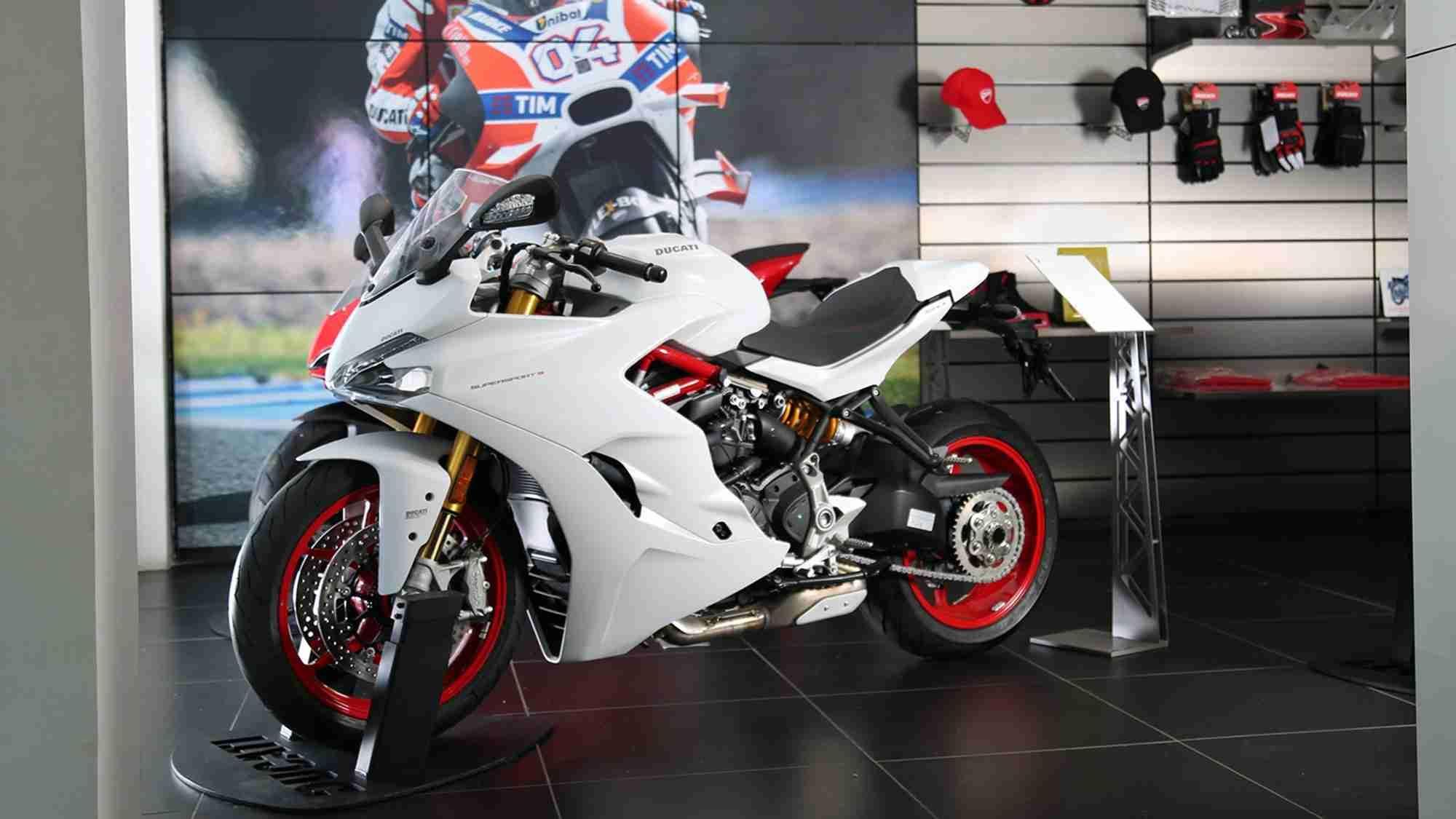 Ducati Chennai dealership now open