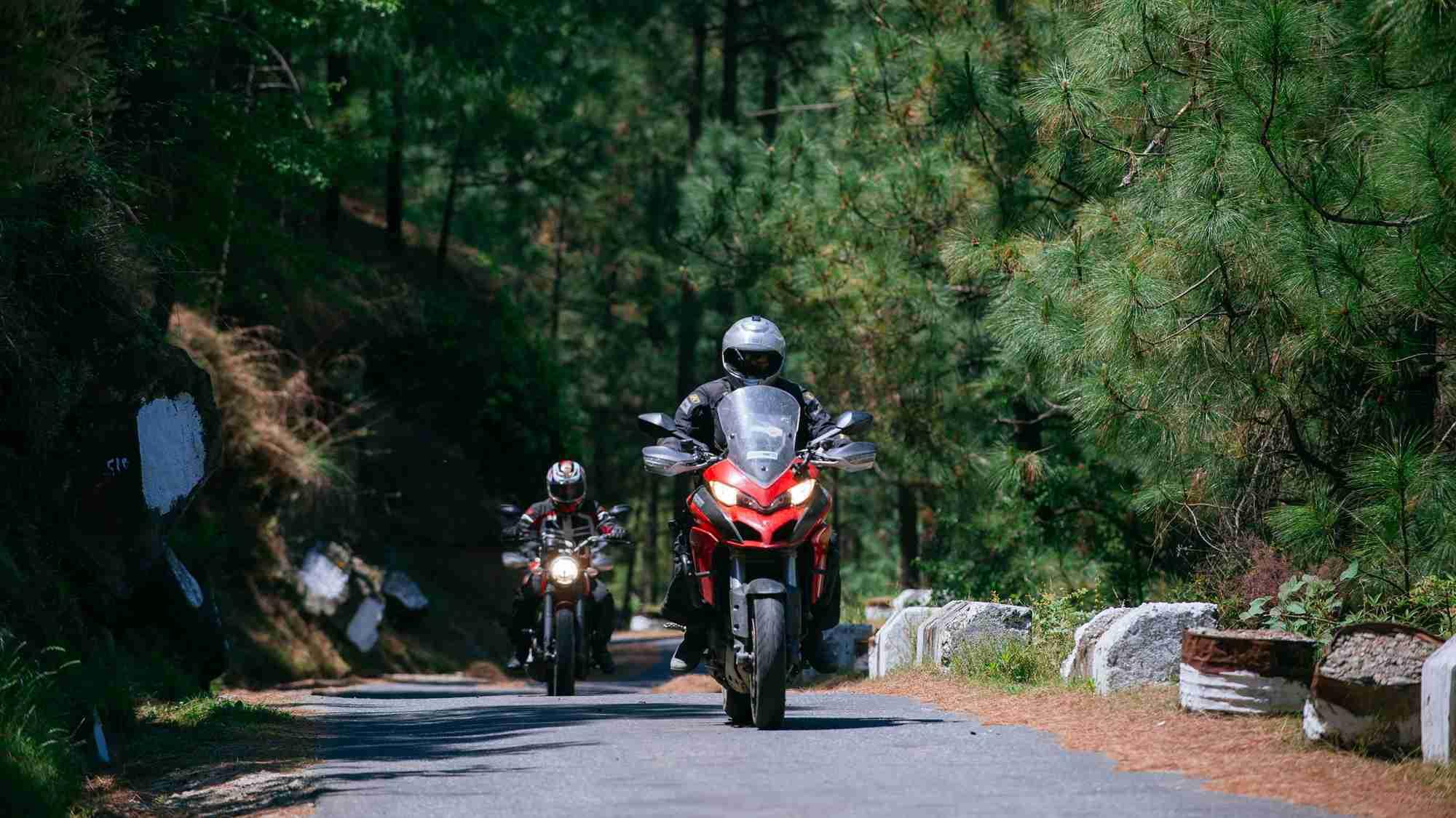 Ducati Dream Tour India Himachal Pradesh