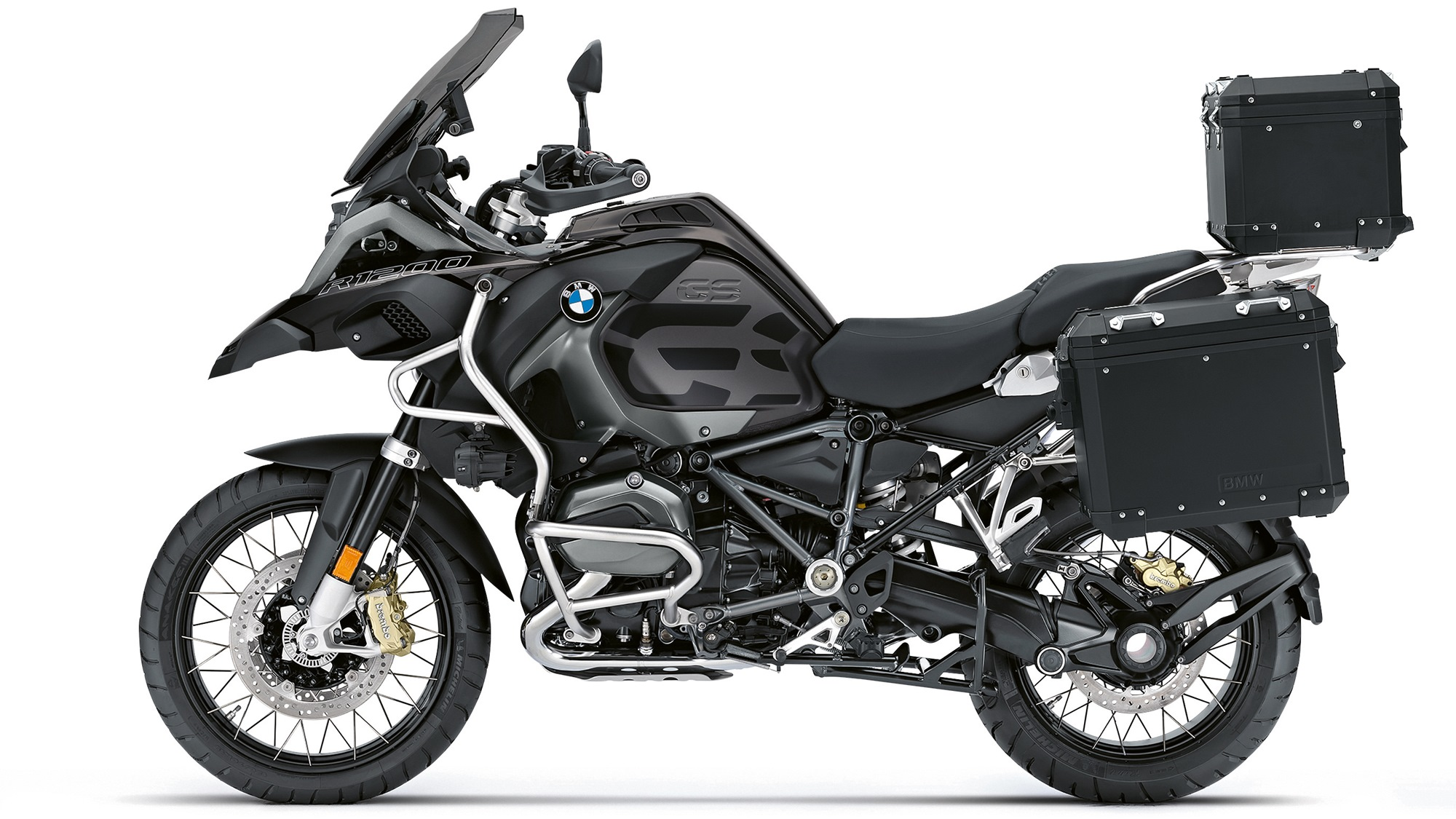 edition black accessories for bmw r 1200 gs and r 1200 gs. Black Bedroom Furniture Sets. Home Design Ideas