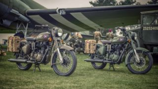 Royal Enfield Classic 500 Pegasus HD wallpapers