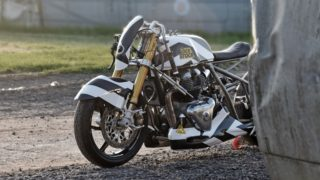 'Lock Stock' – By Royal Enfield - Base Continental GT 650 Twin