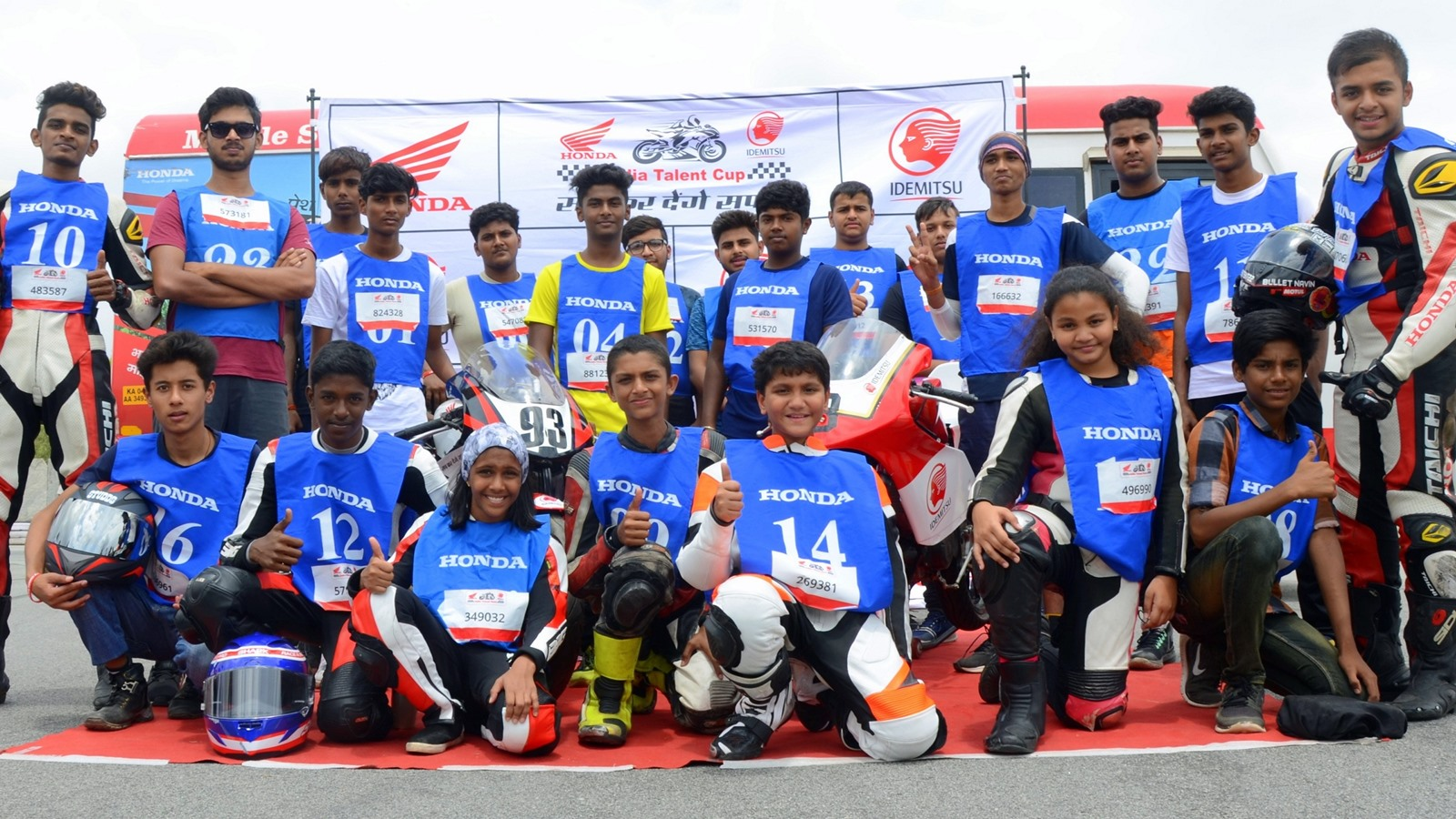 IDEMITSU Honda India Talent Hunt