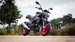 Mahindra Mojo modified