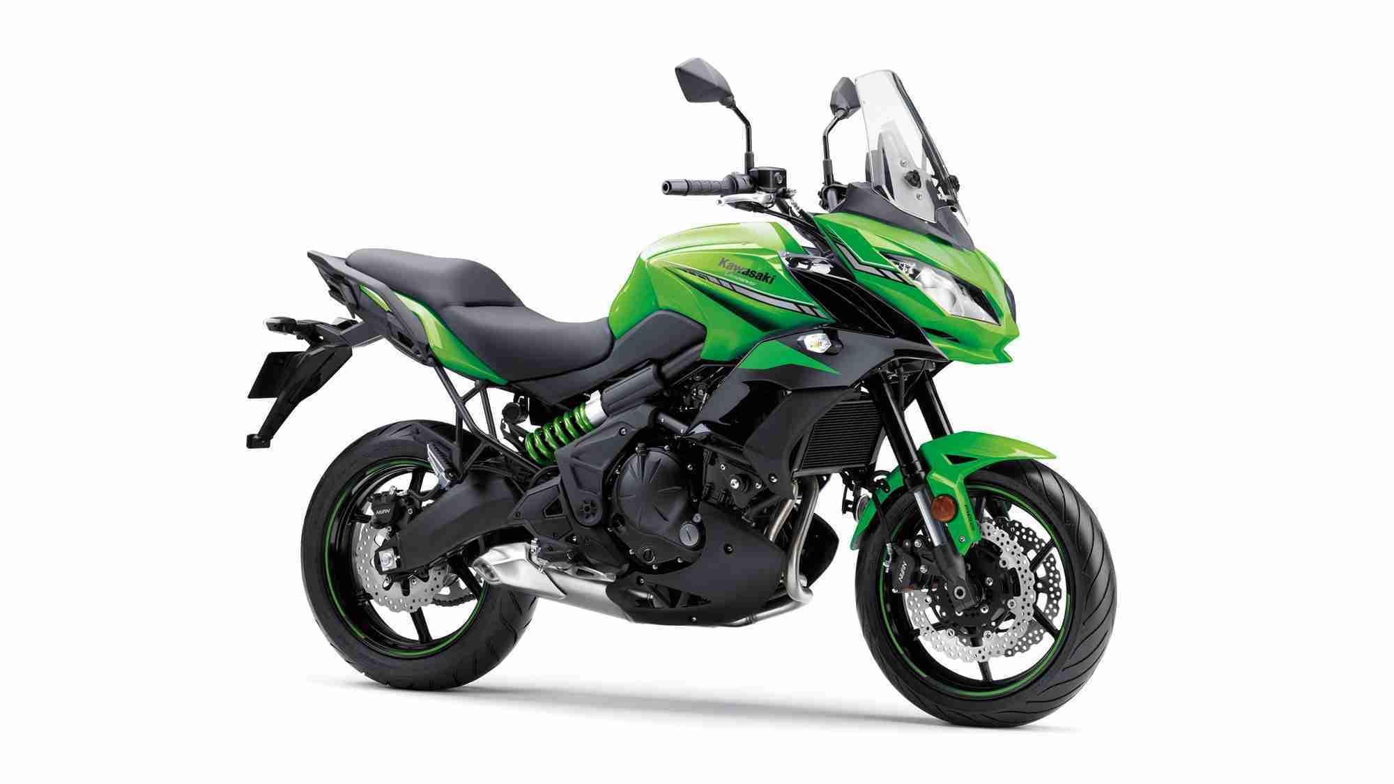 2019 Kawasaki Versys 650 new colour option