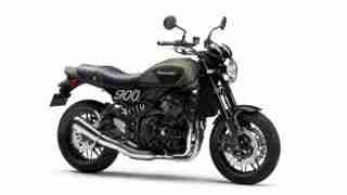 2019 Kawasaki Z900RS new colour option