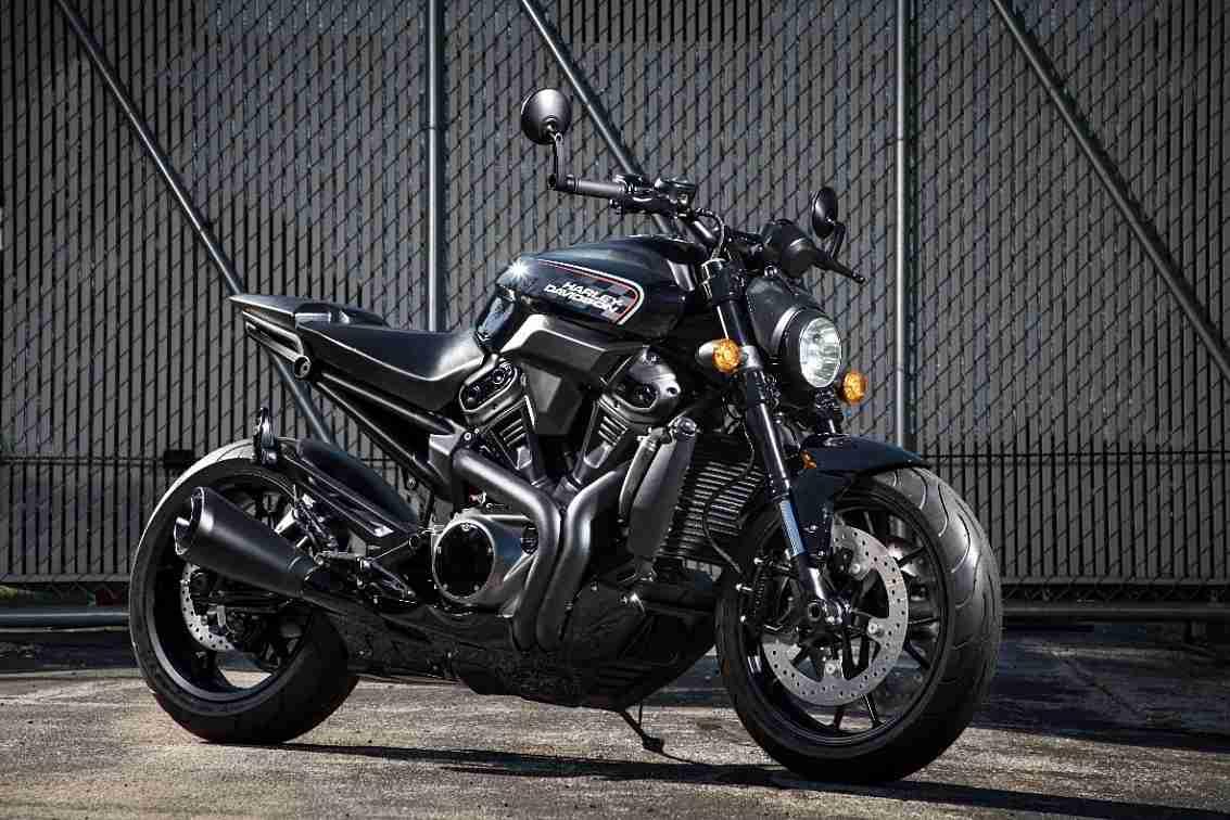 Harley Davidson Street Fighter
