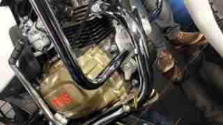 TVS Radeon engine