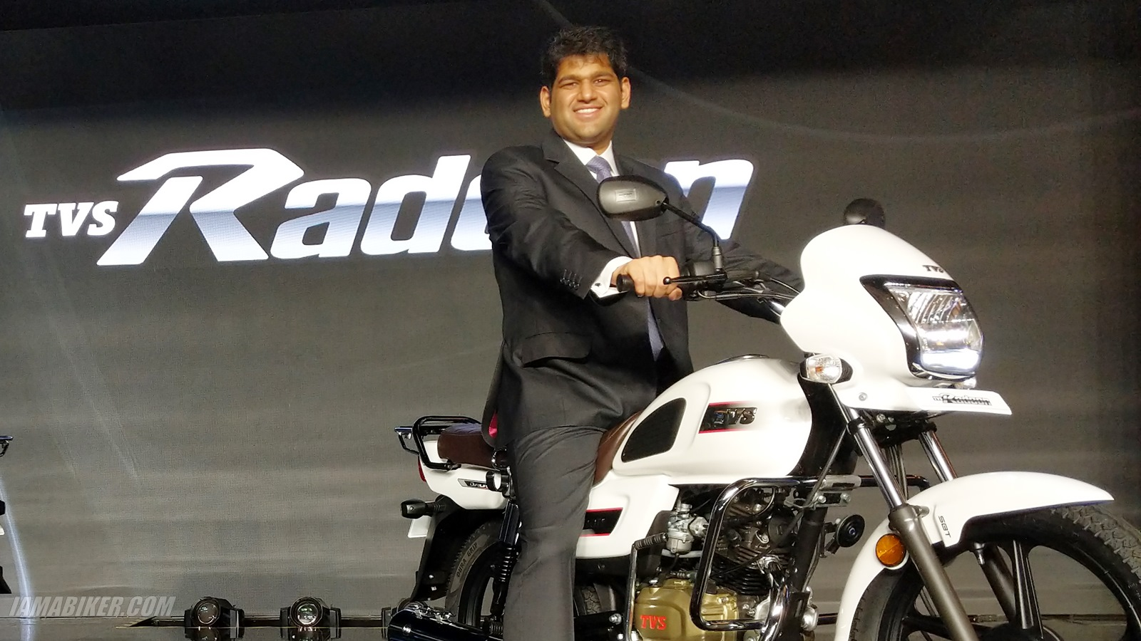 TVS Radeon launched at Rs 48,400