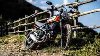 2019 Ducati Scrambler Ambience