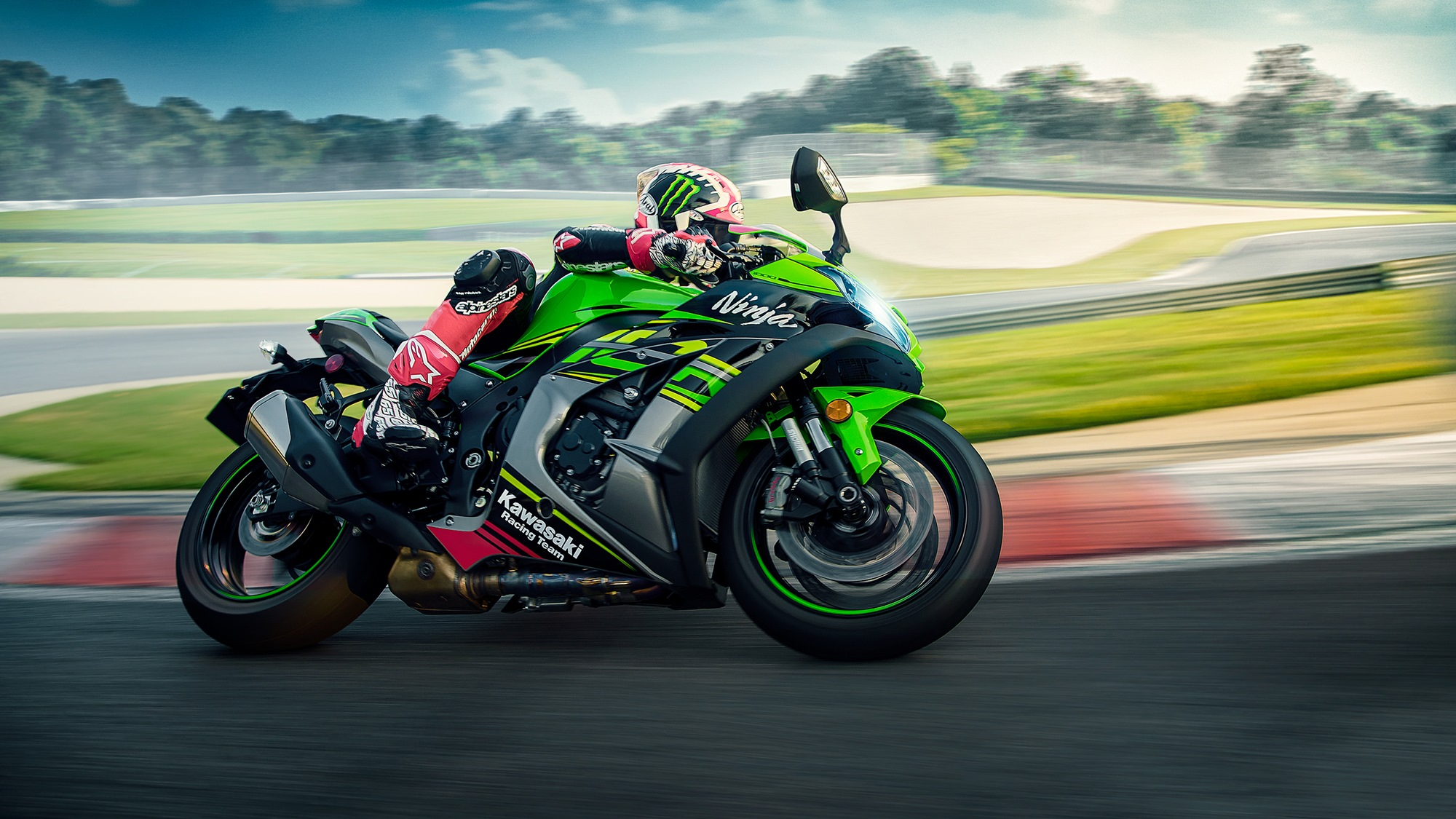 2019 Kawasaki Ninja ZX-10R HD wallpapers