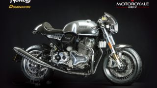Norton Dominator India