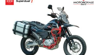 SWM Superdual T India