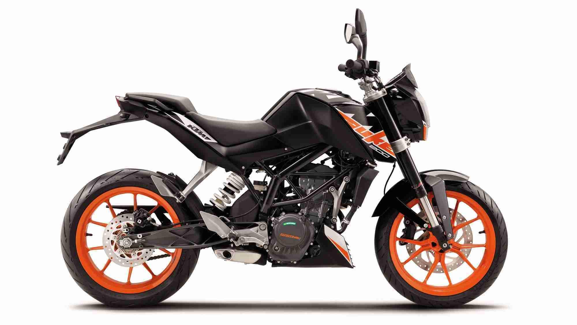 KTM 200 Duke ABS