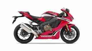 CBR1000RR Grand Prix Red