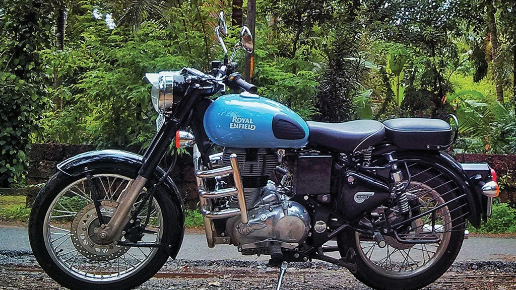 Classic 350 Redditch Edition with ABS launched in India